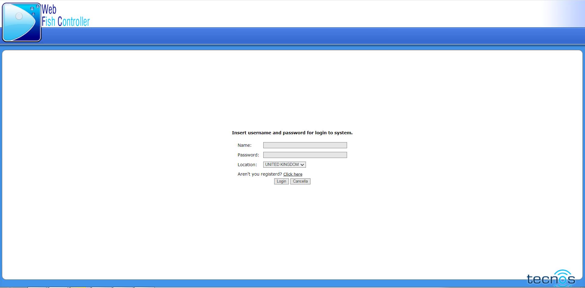 SmartOxy acceso web